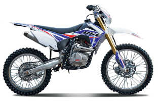 Мотоцикл PR4 125 Enduro (2008): технические характеристики, фото, видео