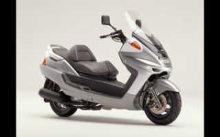Мотоцикл YP250 Majesty (1996): технические характеристики, фото, видео