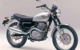 Мотоцикл CL100 (1970): технические характеристики, фото, видео