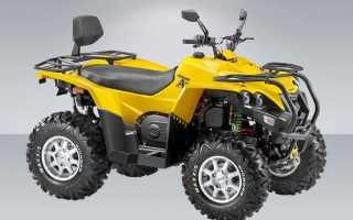 Мотоцикл ATV (2011): технические характеристики, фото, видео