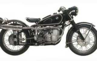 Мотоцикл R68 SDT Special (1952): технические характеристики, фото, видео