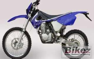 Мотоцикл PR4 125 Trial (2005): технические характеристики, фото, видео