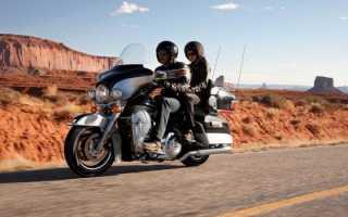 Мотоцикл FLHTK Electra Glide Ultra Limited (2010): технические характеристики, фото, видео