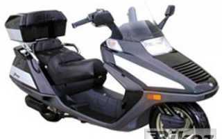 Мотоцикл 250 Freedom Scooter (2007): технические характеристики, фото, видео