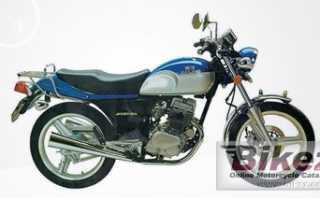 Мотоцикл JL 125-31A (2008): технические характеристики, фото, видео