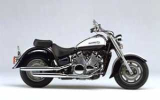 Мотоцикл XVZ1300A Royal Star Venture (1996): технические характеристики, фото, видео