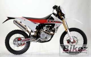 Мотоцикл Caballero 125 H2O (2009): технические характеристики, фото, видео