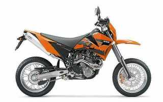 Мотоцикл 625SMC (2007): технические характеристики, фото, видео