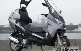 Мотоцикл AD 125LE (2010): технические характеристики, фото, видео