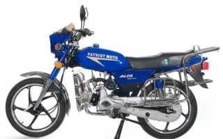 Мотоцикл LT 50 (2013): технические характеристики, фото, видео
