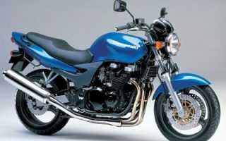 Мотоцикл ZR-7: технические характеристики, фото, видео
