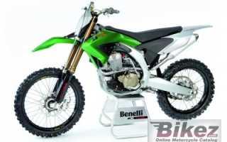 Мотоцикл BX449 Cross (2008): технические характеристики, фото, видео
