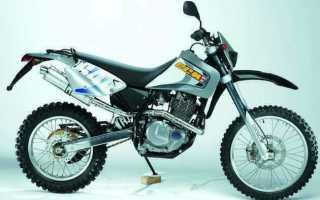 Мотоцикл 644 Dual Sport (2003): технические характеристики, фото, видео