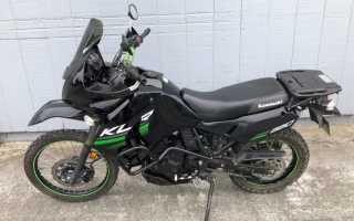 Мотоцикл KLR650 2010: технические характеристики, фото, видео