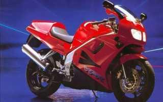 Мотоцикл 750 Sport Half faired (1998): технические характеристики, фото, видео