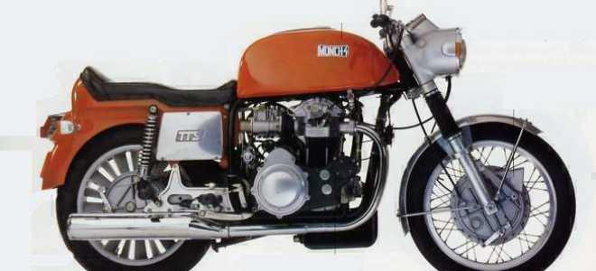 Мотоцикл 4-1200 TTS 1970: технические характеристики, фото, видео
