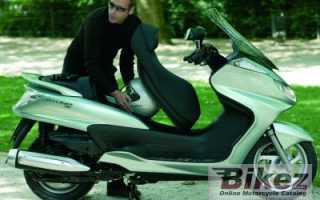 Мотоцикл Skyliner 400 (2004): технические характеристики, фото, видео