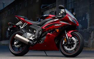 Мотоцикл YZF-600 R6 (2009): технические характеристики, фото, видео