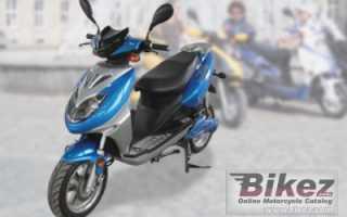 Мотоцикл EM 5000 Lithium-Sport (2009): технические характеристики, фото, видео