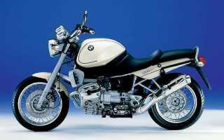 Мотоцикл R850R (1994): технические характеристики, фото, видео
