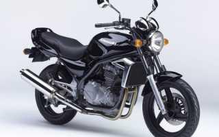 Мотоцикл ER-5: технические характеристики, фото, видео