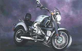 Мотоцикл R1200C (1996): технические характеристики, фото, видео
