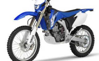 Мотоцикл WR250F (2012): технические характеристики, фото, видео