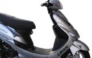 Мотоцикл LF50QT-2A Metro (2008): технические характеристики, фото, видео