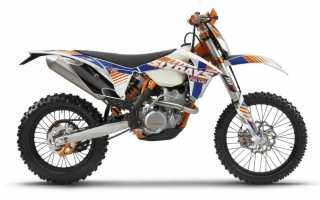 Мотоцикл 450EXC SixDays (2011): технические характеристики, фото, видео