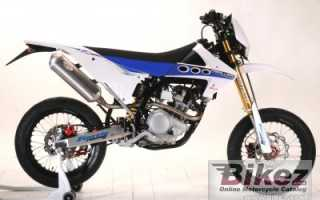 Мотоцикл Caballero Motard 200 (2009): технические характеристики, фото, видео