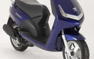 Мотоцикл Vivacity 4T (2010): технические характеристики, фото, видео