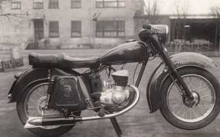 Мотоцикл Giubileo 175 (1964): технические характеристики, фото, видео