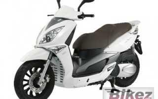 Мотоцикл Urban 350i (2012): технические характеристики, фото, видео