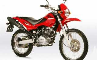 Мотоцикл TL125 (2008): технические характеристики, фото, видео