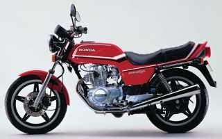 Мотоцикл CB250 Superhawk (1980): технические характеристики, фото, видео