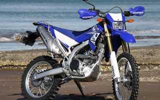 Мотоцикл WR250R (2012): технические характеристики, фото, видео