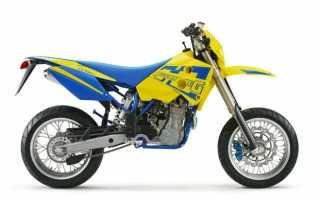 Мотоцикл FS 450e (2004): технические характеристики, фото, видео