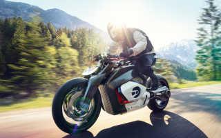 Мотоцикл Vision 800 Concept (2006): технические характеристики, фото, видео