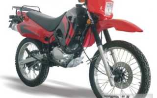 Мотоцикл GY 200-A (2007): технические характеристики, фото, видео