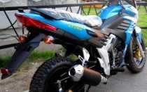 Мотоцикл Storm 300 (2009): технические характеристики, фото, видео