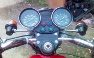 Нужен ли тахометр для мотоцикла?