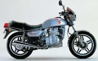 Мотоцикл GL400 Wing (1980): технические характеристики, фото, видео