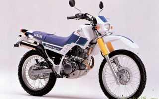 Мотоцикл XT 225 2007: технические характеристики, фото, видео