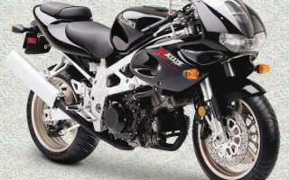 Мотоцикл TL1000S (2001): технические характеристики, фото, видео