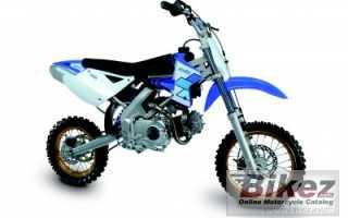 Мотоцикл XP 4T 110 (2006): технические характеристики, фото, видео