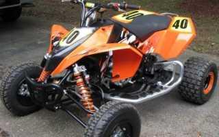 Мотоцикл 505XC-F (2009): технические характеристики, фото, видео