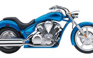 Мотоцикл VT1300CT Interstate 2010: технические характеристики, фото, видео