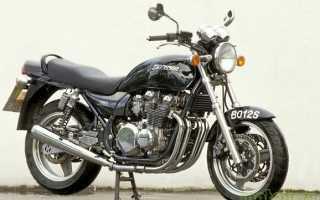 Мотоцикл Zephyr 550 1999: технические характеристики, фото, видео
