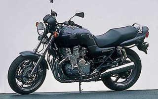 Мотоцикл CB 750 Nighthawk 2003: технические характеристики, фото, видео