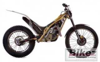 Мотоцикл TXT Pro Raga 300 (2011): технические характеристики, фото, видео